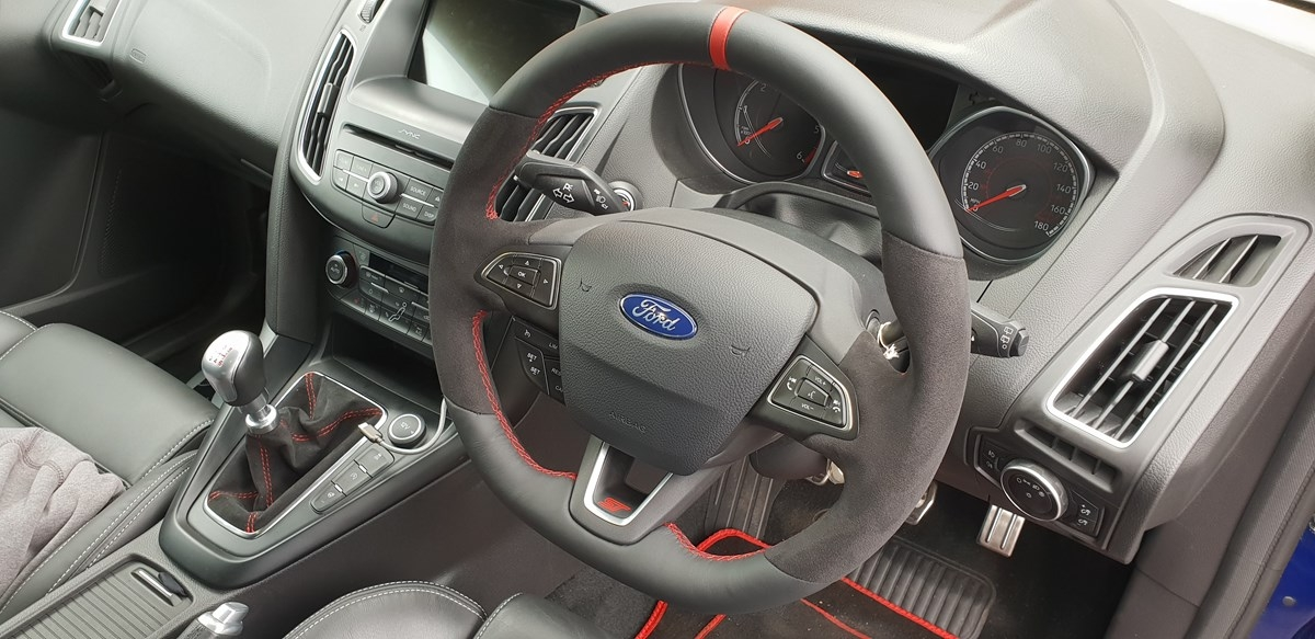 Focus Royal Steering Wheels