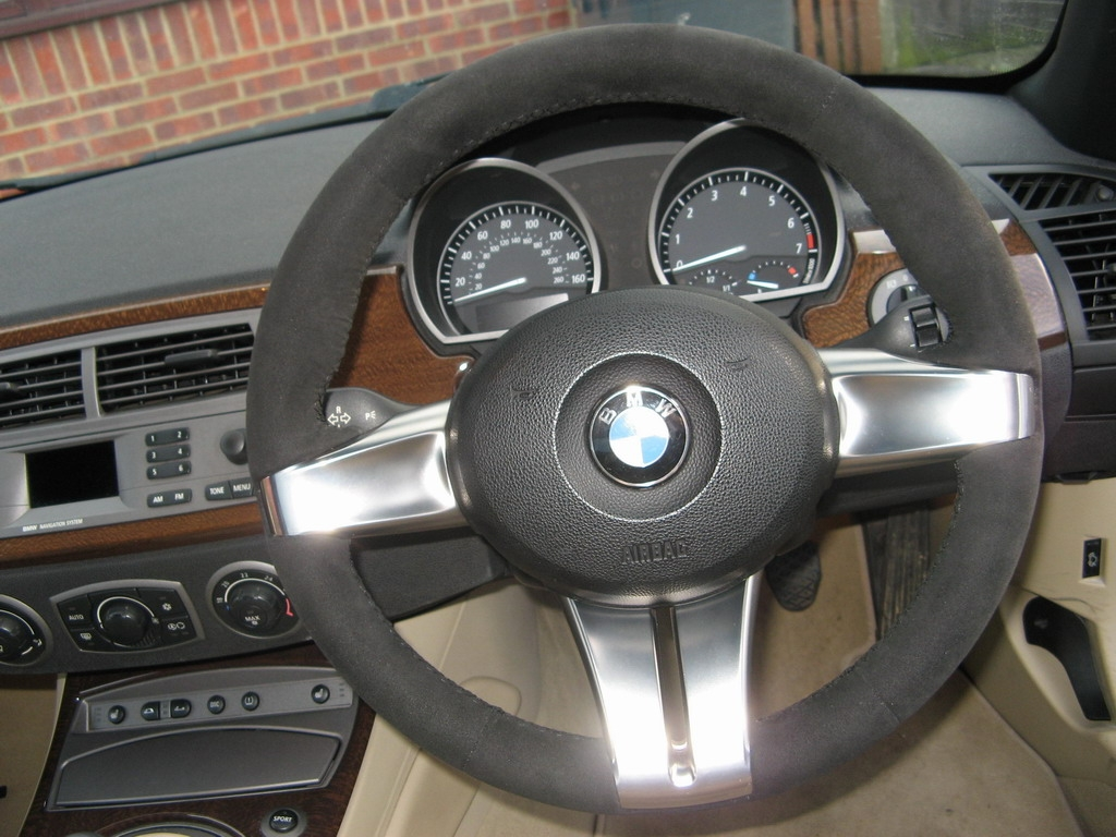 Bmw Z4 M Steering Wheel Image 2008 Bmw Z Door Coupe M