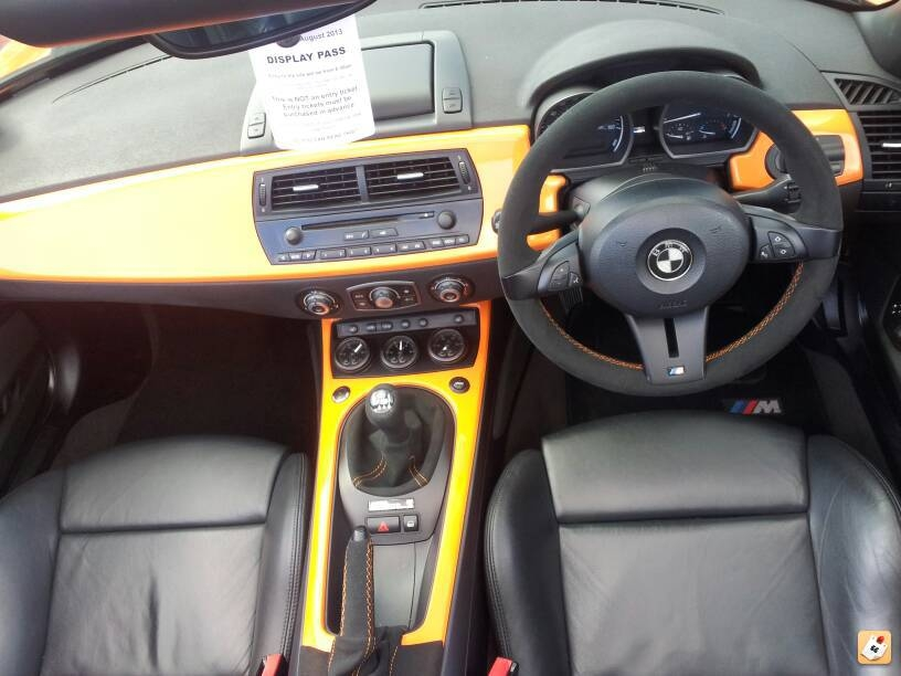 Bmw Z Series Royal Steering Wheels